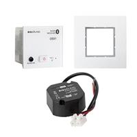 Receptor d'Audio In wall Bluetooth AC, blanc