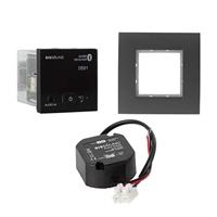 Receptor d'Audio In wall Bluetooth AC, negre