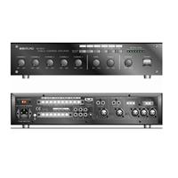 Amplificador mezclador 240W MA-2624 5 zonas