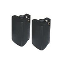Pareja de cajas acústicas 2 vias EWS-15W negro