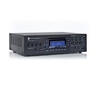 Amplificador mesclador de 3 zones ES 3323-II amb font musical