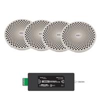 Kit Amplificador Basic BT+ 4 altaveus de sostre 5