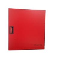 Bie-25 puerta ciega 650x680x180 Plus. Roja