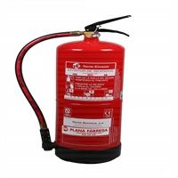 Extintor pols antibrasa - ABC 9 Kg Eff. - 34A - 144BC
