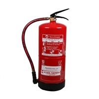 Extintor pols ABC 9 Kg Ef. - 34A - 144BC