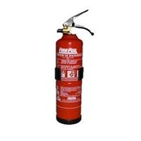 Extintor pols antibrasa - ABC 1 Kg Eff. - 5A - 21BC