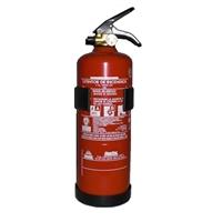 Extintor pols antibrasa ABC 2 Kg Ef. 8A - 34BC