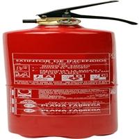 Extintor polvo antibrasa ABC 3 Kg Ef. 13A - 55BC