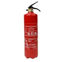 Extintor pols antibrasa - ABC 3 Kg Ef. 13A - 55BC