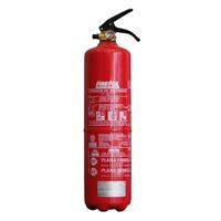 Extintor pols ABC 3 Kg Ef. 13A - 55BC