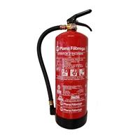 Extintor polvo ABC 6 Kg Ef. 27A-183BC