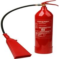 Extintor de neu CO2 5Kg. (Mànega i difusor) Eff. - 89B.
