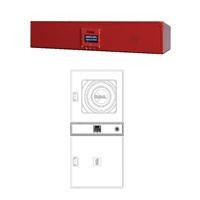 Mòdul alarma 150x680x180 Vertical