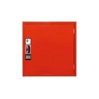 BIE-25 abatible vermella Porta cega 750x750x140mm