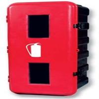 Armari d'extintor plàstic ABS 6/9 kg exterior