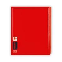 BIE-25 750x600x195 Porta cega vermella
