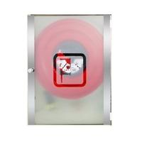 BIE-25 Sunglass 750x600x200 puerta INOX con cristal al ácido