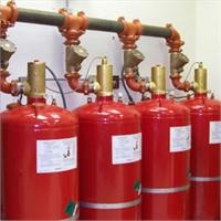 Bateria de 4 cilindres 80 litres gas d'extinció Novec 1230