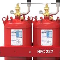 Kg de gas HFC-227