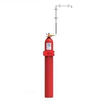 Sistema modular Gas inert 1 cilindre 140 litres 300 bar