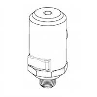 Odorizador de CO2 neumático 1/2