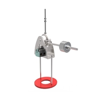 Sistema de pesaje mecánico CO2