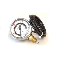 Manómetro con presostato M10x1