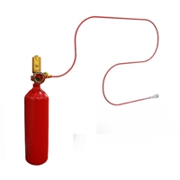 Cilindro Fireline CO2 Directo alta presión DHP 3L