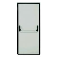 Porta RF EI-60 207x85 amb barra antipànic