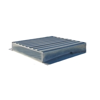 Exutori mecànic de lames AEX-LF 10/83 Aa = 0,54m2, 1000x835mm
