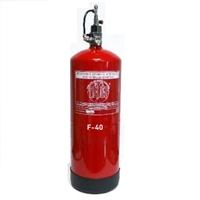 Extintor 9 litres per a extinció campanes EAC-F40