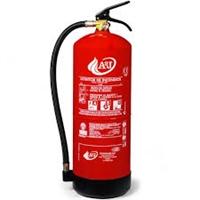 Extintor pols - ABC 12 Kg Eff. - 43A - 233BC