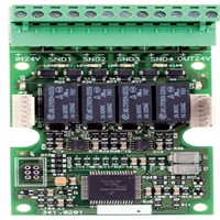 Tarjeta expansión 4 salidas supervisadas sirenas TEXR-CONEX-2.0
