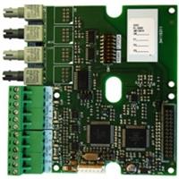 Tarjeta comunicació RS485 + Modbus + Fibra Òptica per a centrals analògiques