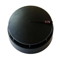 Detector óptico convencional color negro