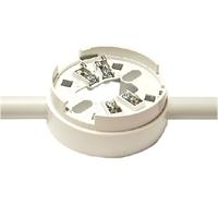 Base alta detectores convencionales y analógicos con entrada de tubo visto