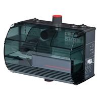 Detector d'aspiració laser amb 2 canals 100m flux aire supervisat