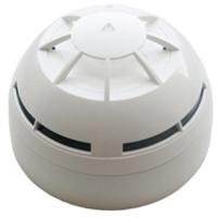 Detector óptico/térmico convencional via radio