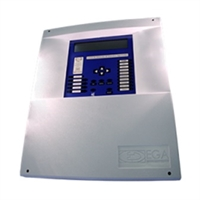 Central analógica de detección de incendio 1 lazo EGA