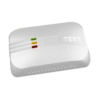 Detector autònom de butà i propà per a ús domèstic 24Vcc paret/carril DIN
