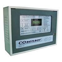 Central detección de monóxido EGA 3 zonas