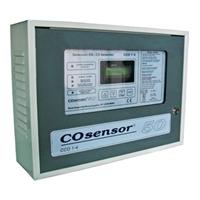 Central detección de monóxido EGA 4 zonas