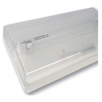 Emergencia SIRAH P-100 ECO Led Opal permanente IP42 100lm