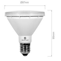 PAR30 LED 10W E27 45º 3000K 660 lm