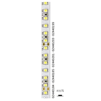 Tira Alfa 6 120 leds/m SMD 3528 14,5w 24V IP20 6000K 1303 lm/m.