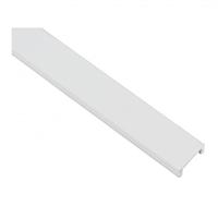 Difusor PC blanco para perfiles E8/S8/E15/S15/C18/D23/V22/V24/V25