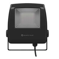 Projector Lip negre IP65 30W 240V 3000K 80º 2640lm