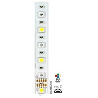 Tira 60 leds/m SMD5060 14,4W/m RGB+BC 24V IP65/C