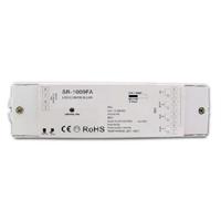 Receptor 1009FA para tiras RGB/RGBW/CCT monocolor DC12~36V max. 5Ax4C