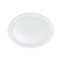 Downlight Noi redondo blanco 14W 3000K 100º 1100lm hueco Ø150